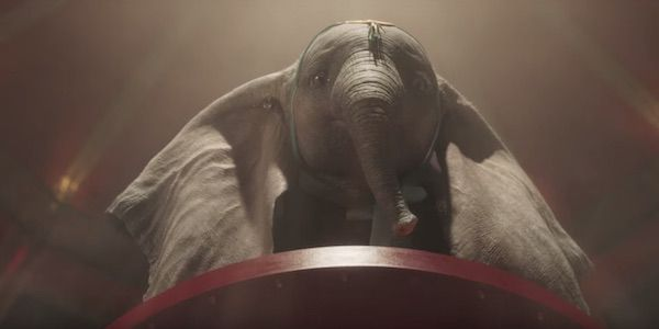 The New Dumbo Trailer Is Enchanting And Wondrous