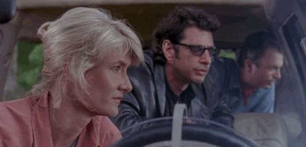 Original 'Jurassic Park' Trio Sam Neill, Laura Dern, and Jeff Goldblum Unite With an Important Message