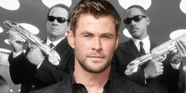 Chris Hemsworth Wraps Filming Men in Black Spinoff