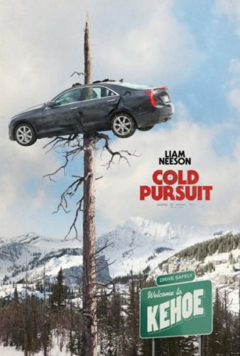 Cold Pursuit Movie starring Liam Neeson