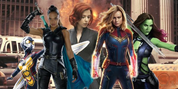 Johansson Wants All-Female Marvel Movie