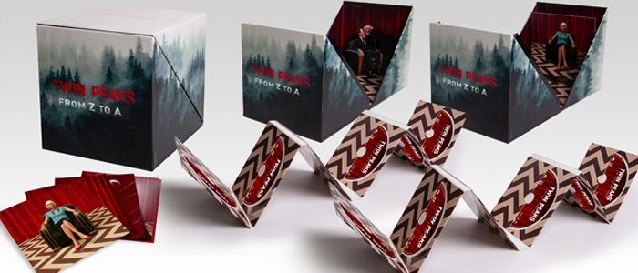 Limited Edition 'Twin Peaks' Box Set Coming in December; Here's What's Included in the 21-Disc Collection