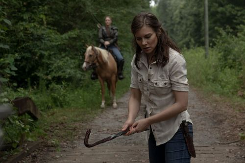 'The Walking Dead': Where Is Maggie?