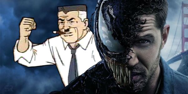 Venom's Place In The MCU Depends On J. Jonah Jameson