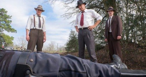 The Highwaymen SXSW Review: Bonnie & Clyde Go Down in
