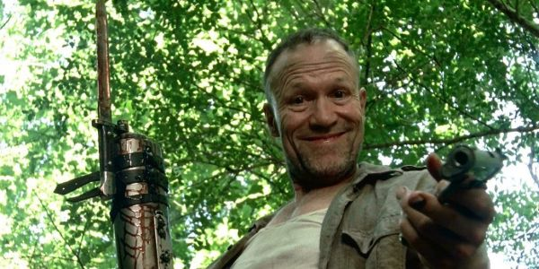 The Walking Dead: 10 Most Vicious Fighters, Ranked