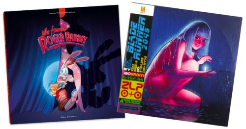 Mondo Is Bringing Who Framed Roger Rabbit, Blade Runner 2049