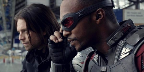 Falcon/Winter Soldier TV Series Planned for Disney Streaming Service, Scarlet Witch Show May Co-Star Vision