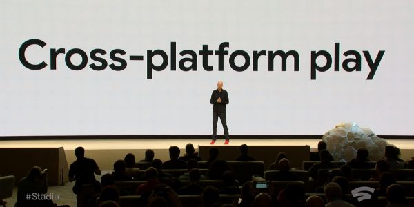 Stadia Will Fully Support Cross-Platform Play