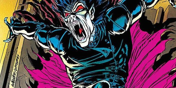 Jared Leto Shares Moving Image From Morbius