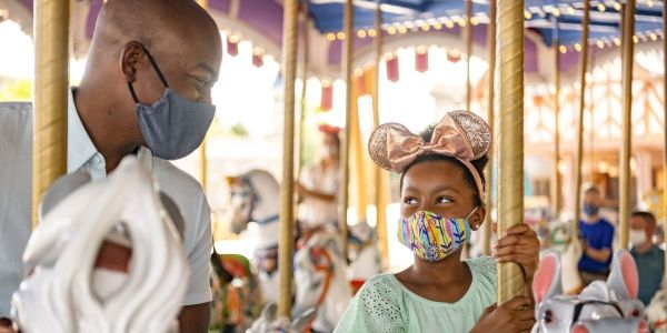 Could Mask-Wearing Return To Disney World? Here's What Official Park Policy Says