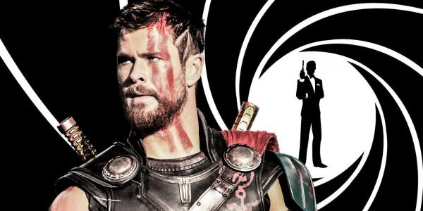 Chris Hemsworth Would Play Bond, Thinks It's More For English Actors