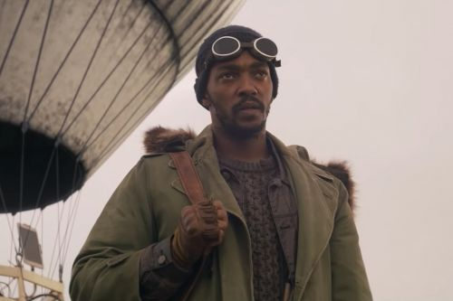 'IO': Anthony Mackie and Margaret Qualley Attempt to Survive on a Toxic Planet in Netflix Trailer