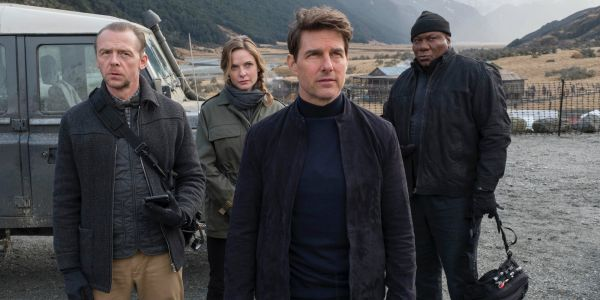 New Mission: Impossible 6 Photo Features Henry Cavill & Angela Bassett
