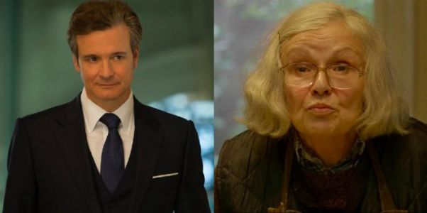 Colin Firth and Julie Walters Explore Marc Munden's 'The Secret Garden' Remake