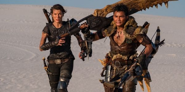 Monster Hunter Movie: First Official Look at Milla Jovovich Revealed