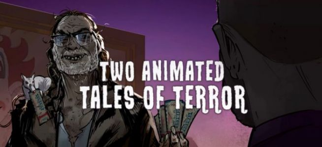 'Creepshow Animated Special' Trailer: Two Animated Tales of Terror