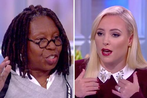 """'The View' Takes Sides on the Elizabeth Warren Situation: """"Pretty Embarrassing for Her"""""""