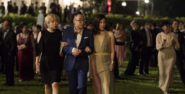 A 'Crazy Rich Asians' Sequel is Moving Forward With Jon M. Chu Returning to Direct