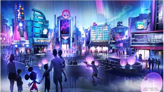 Walt Disney World's Epcot Getting a New Pavilion, Completely Redesigned Entrance