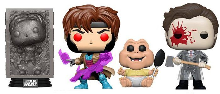 Cool Stuff: New Funko POPs for 'Empire Strikes Back', 'American Psycho', 'Dinosaurs', Marilyn Monroe & More