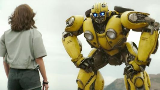 SDCC 2018: BUMBLEBEE Will Take Us To Cybertron