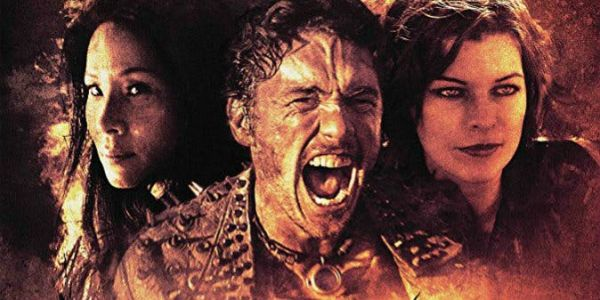 James Franco Goes Mad Max in Future World Trailer