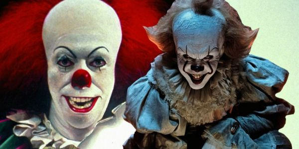 IT: Tim Curry & Bill Skarsgård Get Pennywise Collectible Figures