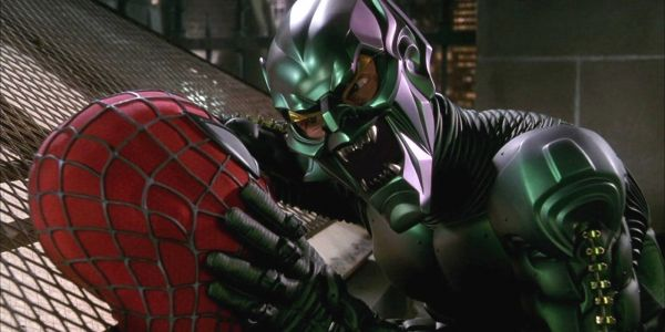 Spider-Man: Willem Dafoe Recalls Playing Sam Raimi's Green Goblin