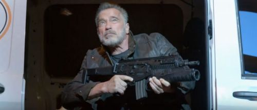 'Terminator: Dark Fate' Featurette: James Cameron Says It's Grim, Gritty, Fast and Intense