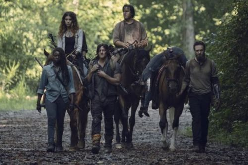 AMC Reveals Title and Synopsis for The Walking Dead Mid-Season Premiere