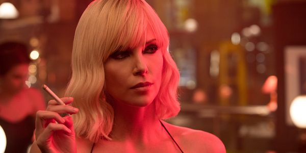 Charlize Theron Is Doing A Comic Book Movie For Netflix