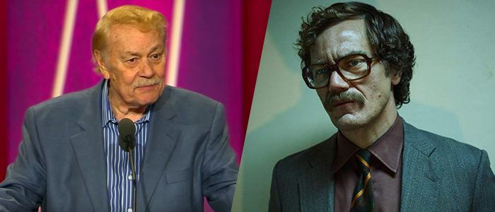 Michael Shannon Suits Up as Los Angeles Lakers Owner Jerry Buss in New HBO Pilot