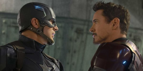 Robert Downey Jr. Responds to Chris Evans' Emotional Captain America Thank You Letter