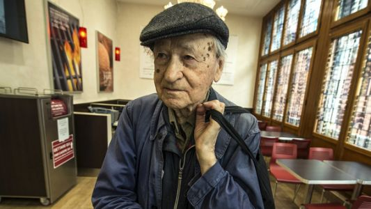 Jonas Mekas, Underground Filmmaker Who Cast A Long Shadow, Dies At 96