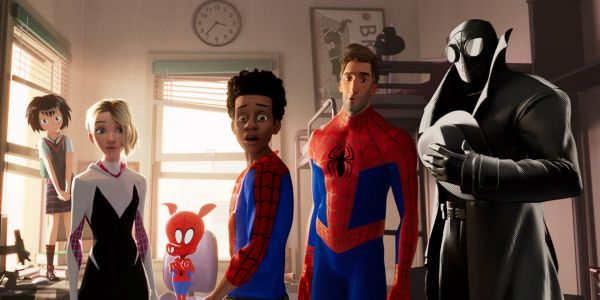 Spider-Man: Into the Spider-Verse Gets China Release Date