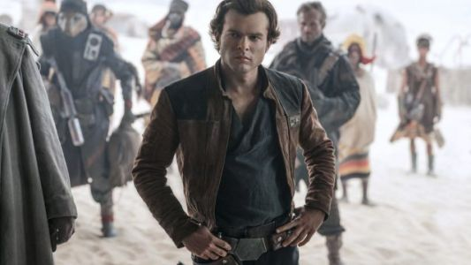 SOLO: A STAR WARS STORY Leaked Image Features