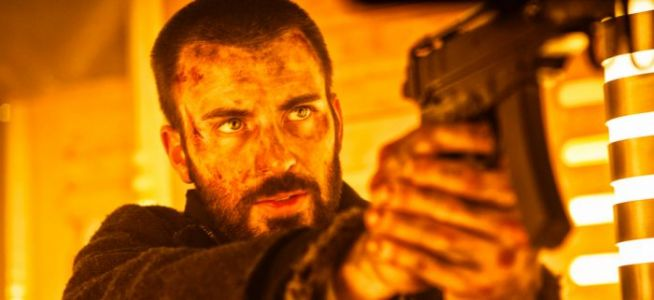 Chris Evans Goes 'Infinite' With Potential New Science Fiction Franchise