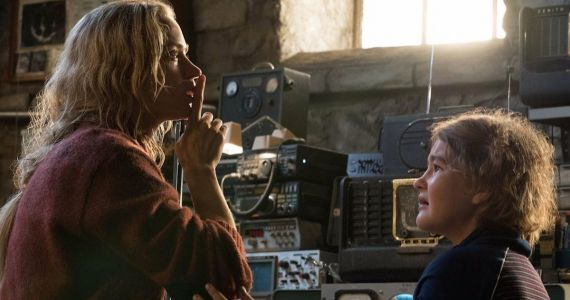 Shush! A Quiet Place 2 Has Started Shooting So Don't Make a Sound