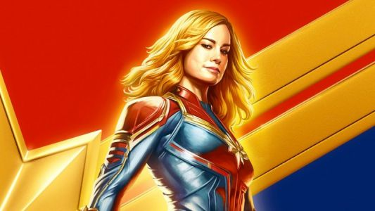 New Captain Marvel Poster from Comic Con Experience