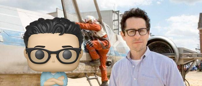 Cool Stuff: J.J. Abrams Funko POP on the Way, But Will It Be in a Mystery Box?