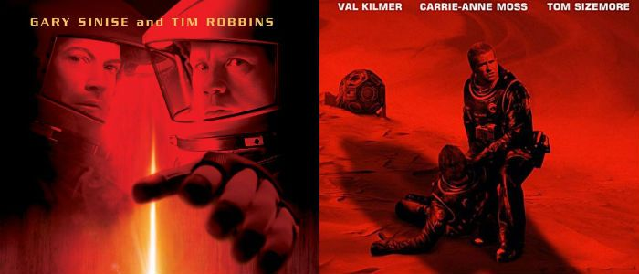 Seeing Double: 'Mission to Mars' vs 'Red Planet,' 2000's Competing Sci-Fi Adventures