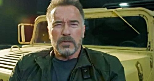 New Terminator 6 Video Goes Behind-the-Scenes with Arnold