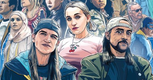 Harley Quinn Smith Talks Jay and Silent Bob Reboot and More