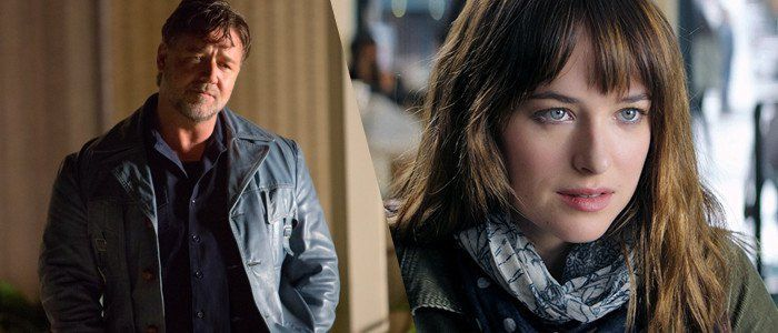 Drew Goddard's Mysterious New Movie Adds Russell Crowe and Dakota Johnson