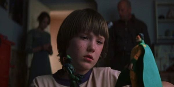 Unbreakable's Spencer Treat Clark Thought He'd Be Replaced For Glass