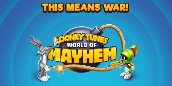 Looney Tunes: World of Mayhem Review - Classic and Silly Fun