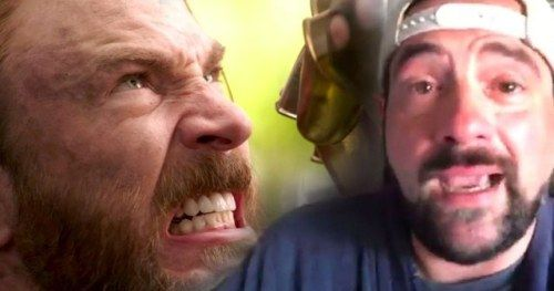 Kevin Smith Credits Infinity War for Keeping Him AliveDirector