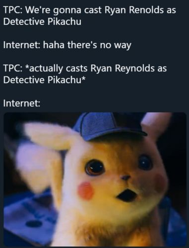 Detective Pikachu: 9 Best Poke Memes From The Movie