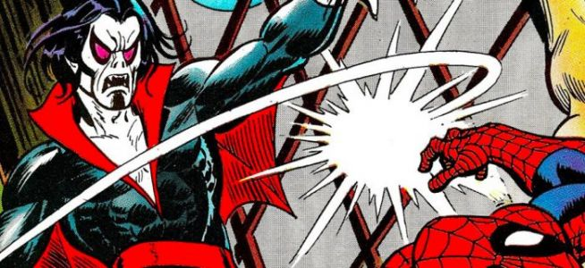 'Morbius' Cast Adds Tyrese Gibson, Matt Smith Confirmed to be the Film's Villain